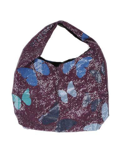 Pinko Handbags In Purple
