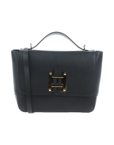 Sophie Hulme Handbag In Black