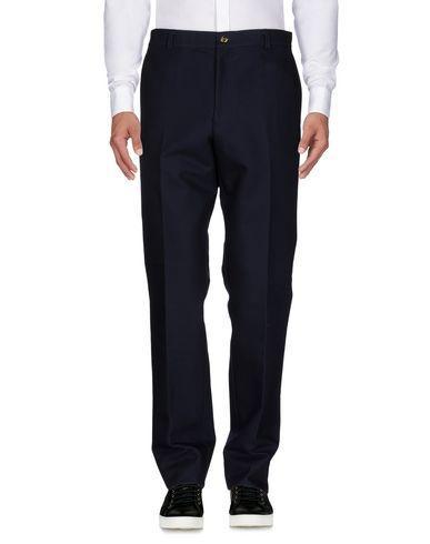 Thom Browne Casual Pants In Dark Blue