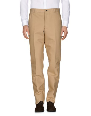 Thom Browne Casual Pants In Camel