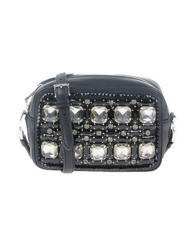 Rochas Handbags In Black