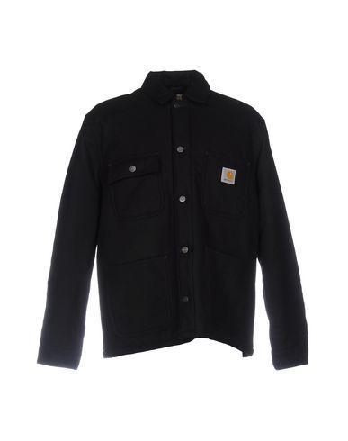 Carhartt Jackets In Black