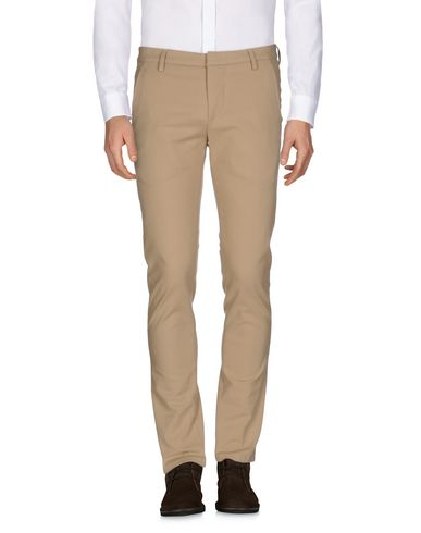 Dondup Casual Pants In Beige