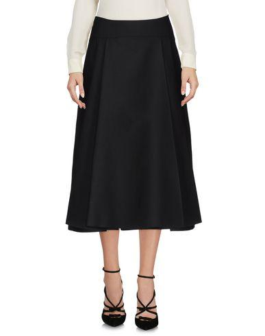 Alberta Ferretti 3/4 Length Skirts In Black