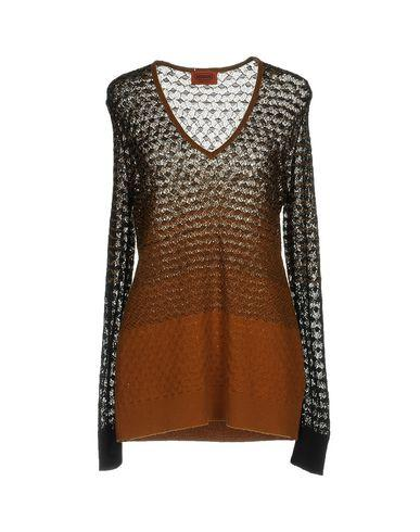 Missoni Sweater In Brown