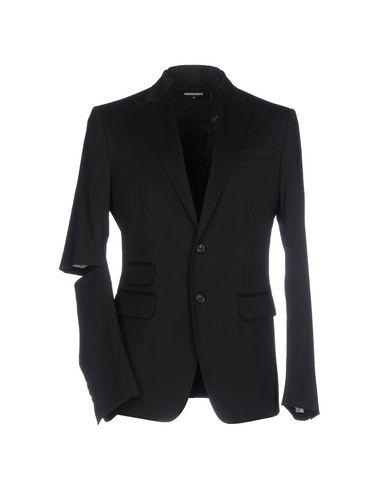 Dsquared2 Blazer In Black