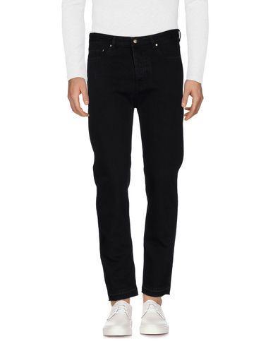 Golden Goose Jeans In Black