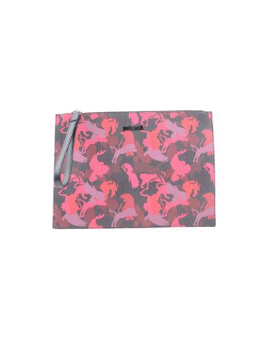 Just Cavalli Handbag In Fuchsia