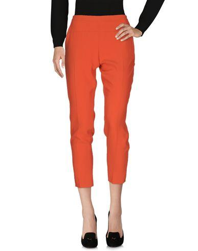 Pinko Casual Pants In Orange