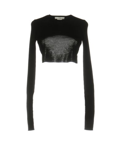 Tibi Sweater In Black