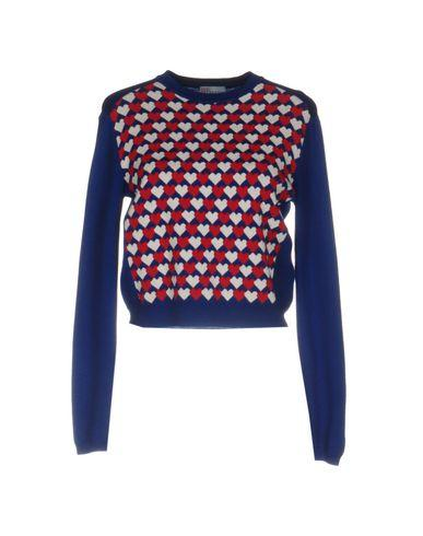 Red Valentino Sweater In Blue