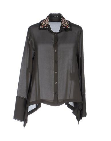 Etro Shirts In Military Green