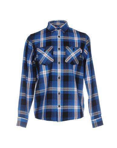 Carhartt Checked Shirt In Blue