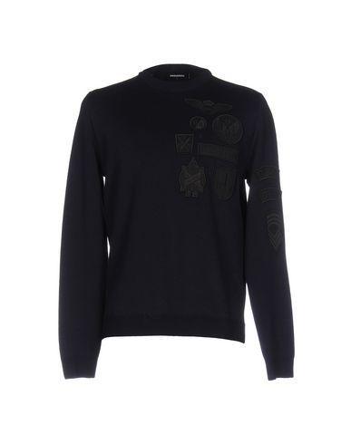 Dsquared2 Sweater In Dark Blue