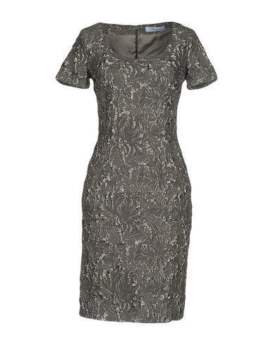 Blumarine Short Dresses In Grey