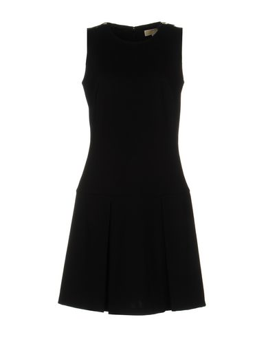 Michael Michael Kors Short Dress In Black