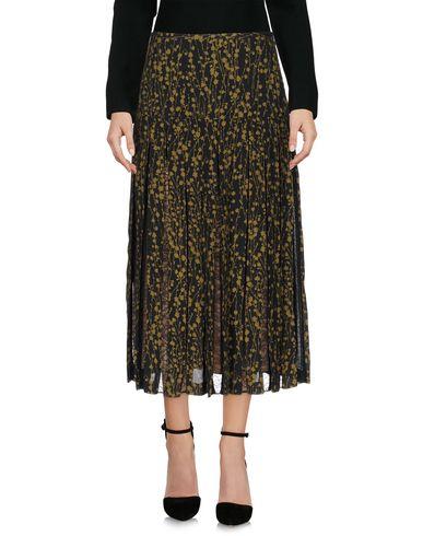 Michael Kors 3/4 Length Skirts In Military Green