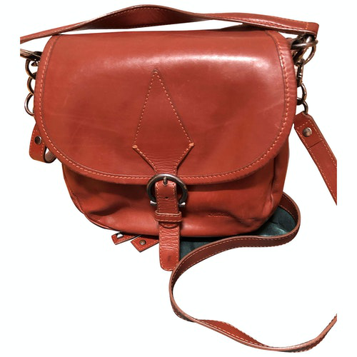 Pre-owned Robert Clergerie Leather Handbag