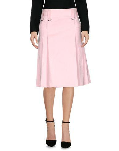 Michael Kors Knee Length Skirt In Pink
