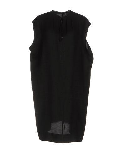Rick Owens Short Dresses In Black