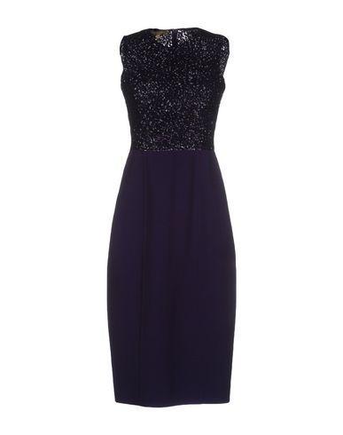 Michael Kors Evening Dress In Purple
