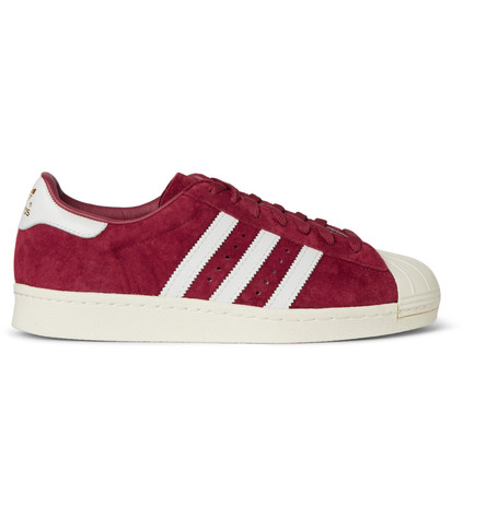 Adidas Originals Superstar 80s Dlx Suede Sneakers