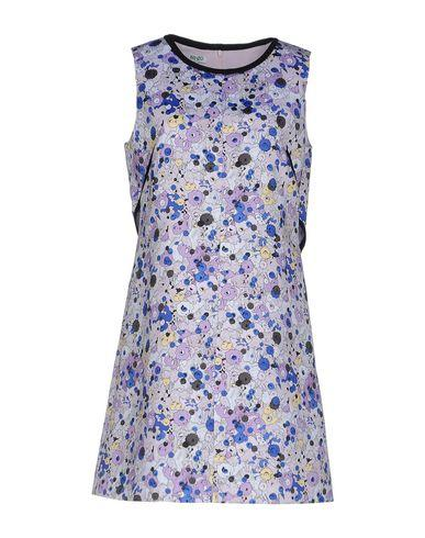 Kenzo Short Dress In Lilac