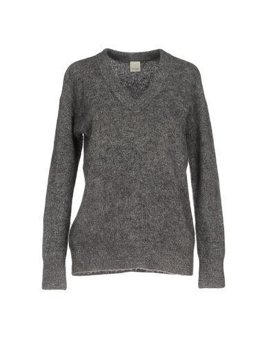 Pinko Sweaters In Grey