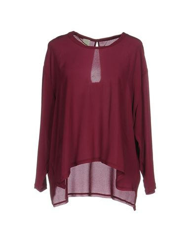 Pinko Blouses In Mauve