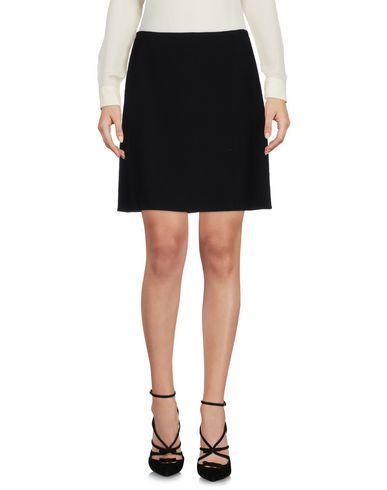 Theory Knee Length Skirt In Black