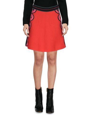 M Missoni Mini Skirt In Red