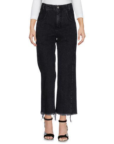 Rachel Comey Denim Pants In Black