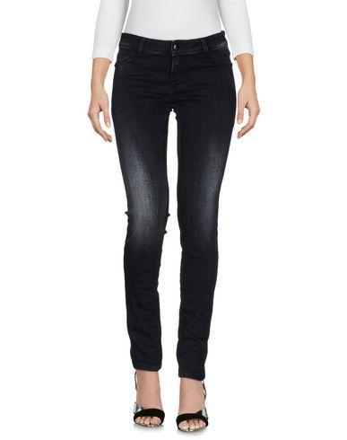 Just Cavalli Denim Pants In Black