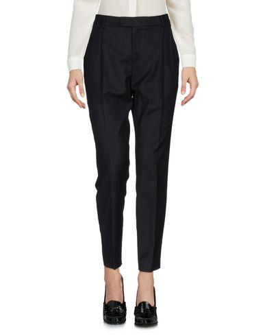 Red Valentino Casual Pants In Black