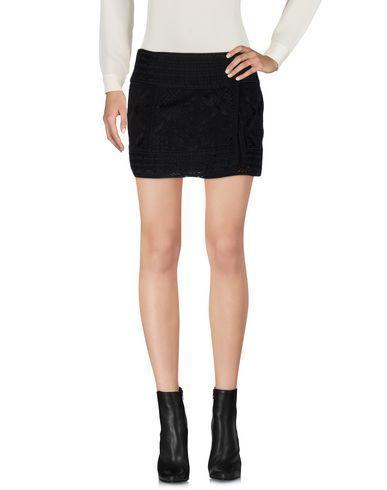 Isabel Marant Mini Skirt In Black