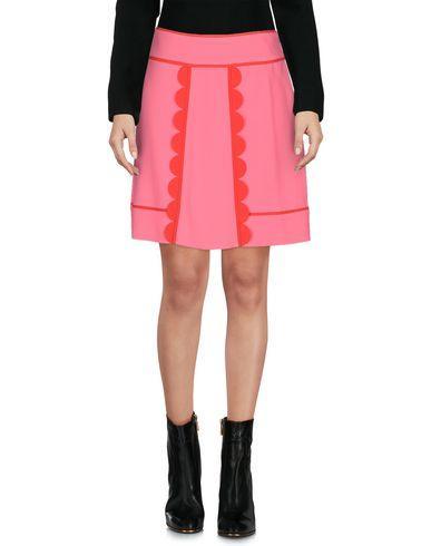 M Missoni Mini Skirt In Fuchsia