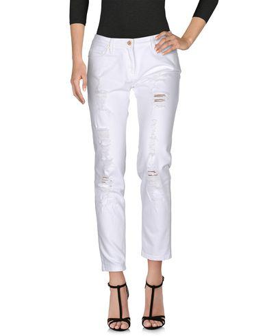 Blumarine Jeans In White