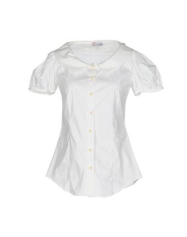 Red Valentino Shirts In White