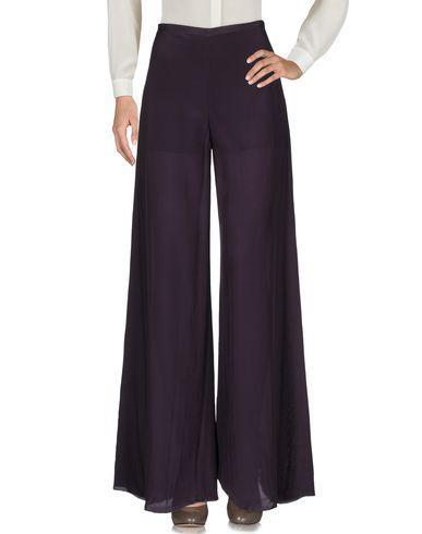 M Missoni Casual Pants In Purple