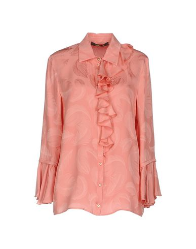 Just Cavalli Shirts In Pastel Pink