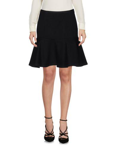 Fendi Knee Length Skirt In Black
