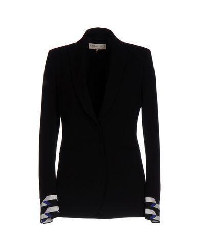 Emilio Pucci Blazer In Black