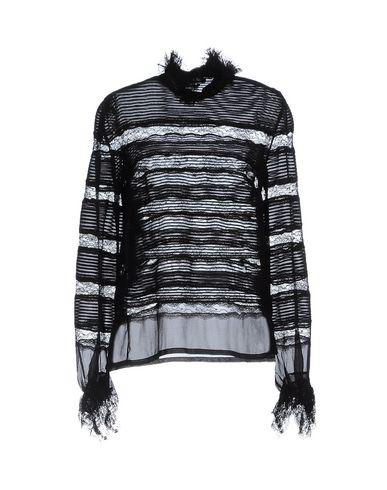 Isabel Marant Lace Shirts & Blouses In Black