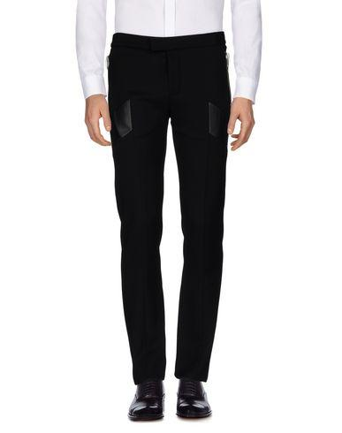 Les Hommes Casual Pants In Black