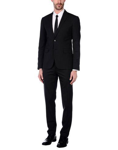 Dsquared2 Suits In Steel Grey