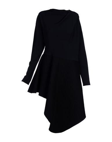 Marni Knee-length Dresses In Dark Blue