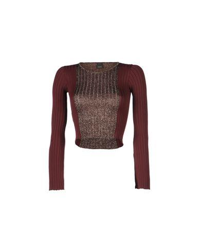 Pinko Sweater In Maroon