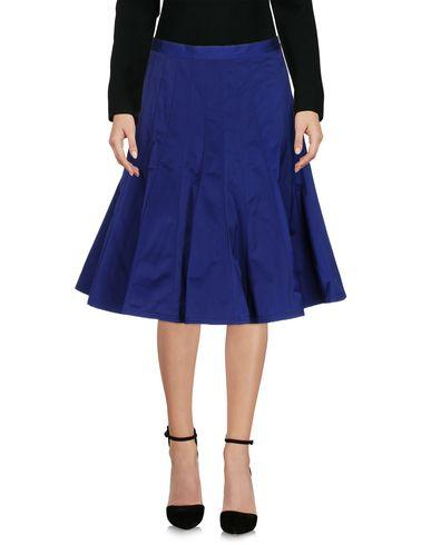 Marc By Marc Jacobs Knee Length Skirts In Purple