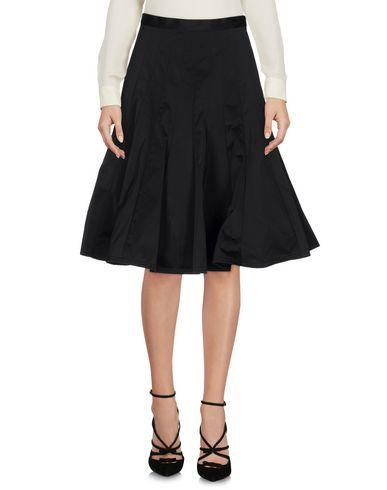 Marc By Marc Jacobs Knee Length Skirts In Black