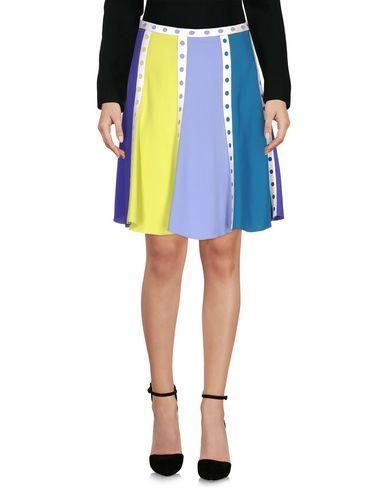 M Missoni Knee Length Skirt In Light Purple